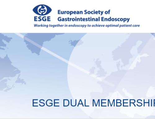 ESGE – Dual membership